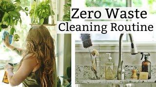 Zero Waste Cleaning Routine | DIYs & Sustainable Swaps