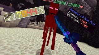 17k Damage with Aspect of the END (Hypixel Skyblock)