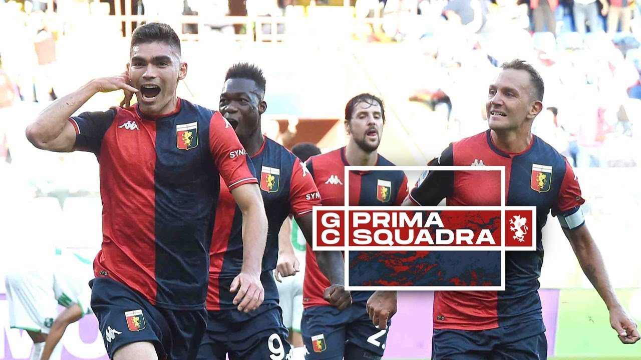 Genoa-Sassuolo | Le parole di Criscito
