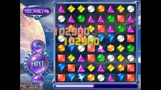 Bejeweled 2 (PC) - Hyper Mode SLOMO (136M, 52 Levels)[1080p60]