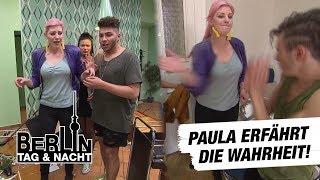 Berlin - Tag & Nacht - Schock! Paulas Leben ist zerstört #1473 - RTL II