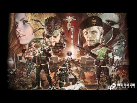 Metal Gear Solid PO - Calling to the Night ( Extended w Instrumental ) - Video Game Music Gems #190