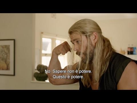 Marvel's Doctor Strange - Team Thor - Il cervello è un muscolo