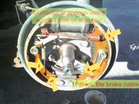 MICRA K11 FRONT BRAKE PADS /& REAR BRAKE SHOES