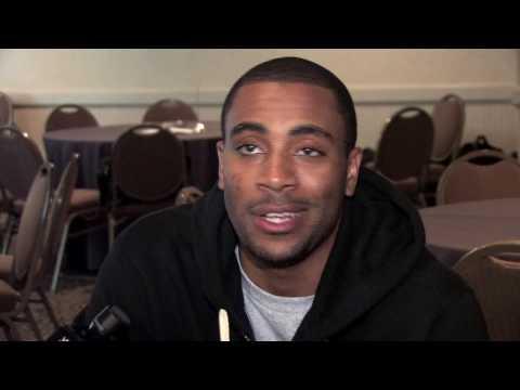 Wayne Ellington Draft Combine Interview - YouTube