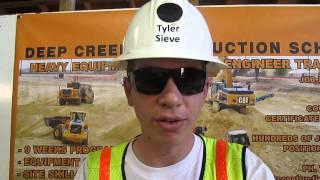 Heavy Equipment Operator Video Resume Tyler Sieve