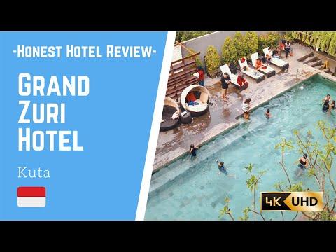 Grand Zuri Hotel In Kuta, Bali, Indonesia (Honest Hotel Review)