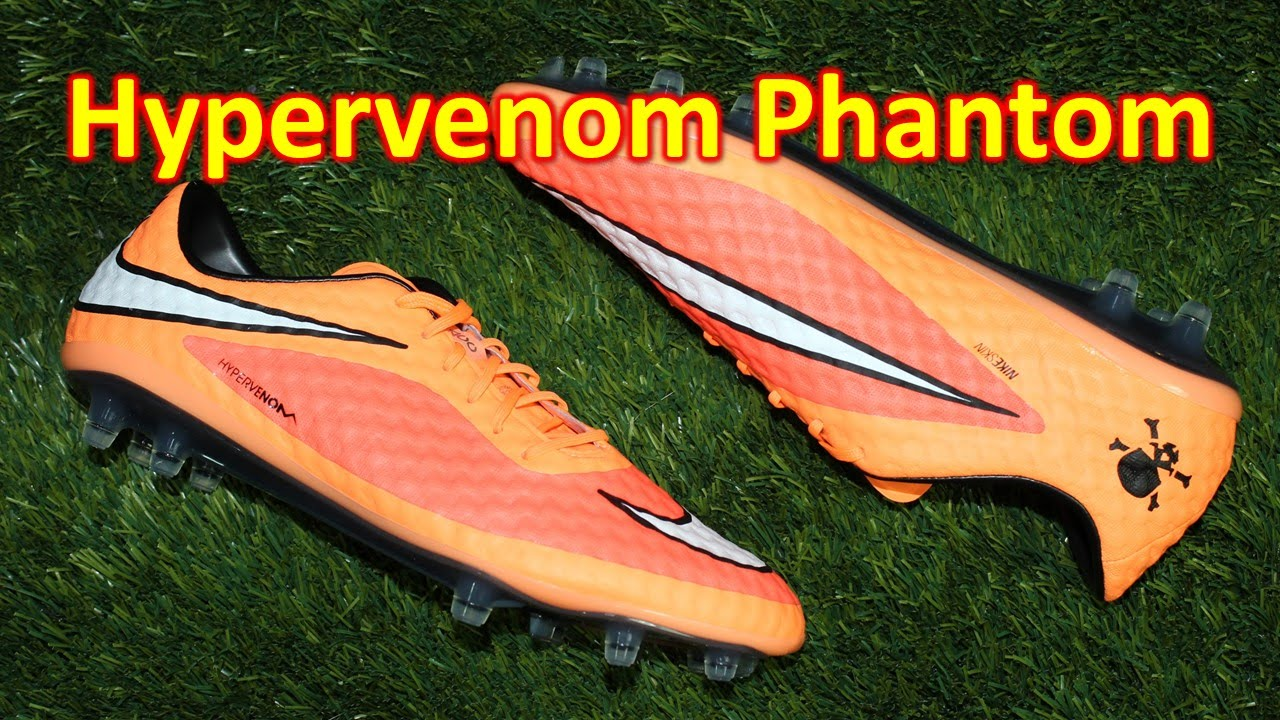 on sale 03e94 43be1 Nike Hypervenom Phantom Hyper Crimson - Review + On Feet
