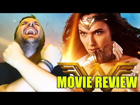 Wonder Woman - CRÍTICA - REVIEW - OPINIÓN - John Doe - Gal Gadot - Pine - Jenkins - Mujer maravilla