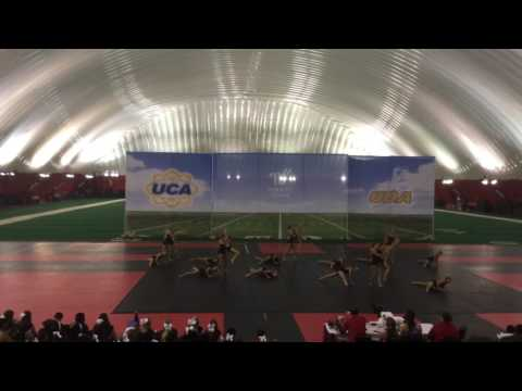 2017 The Ohio State University Dance Team -- UDA Camp Home Routine