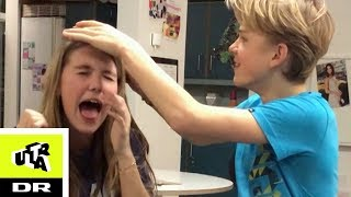 Klassen Eat it or wear it: Hvem får torskerogn i lommen? | Ultra