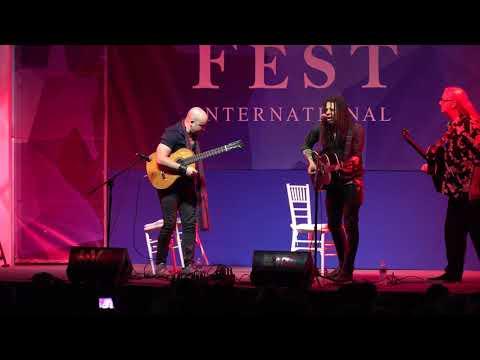 Eric McFadden & Omar Torrez Zihuatanejo International Guitar Fest Part 2