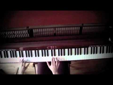Iron Maiden - Fear of the Dark on Piano (with sheet music)