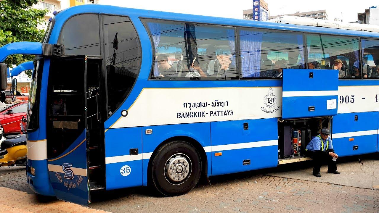 Panduan Cara Pergi ke Pattaya dari Bangkok