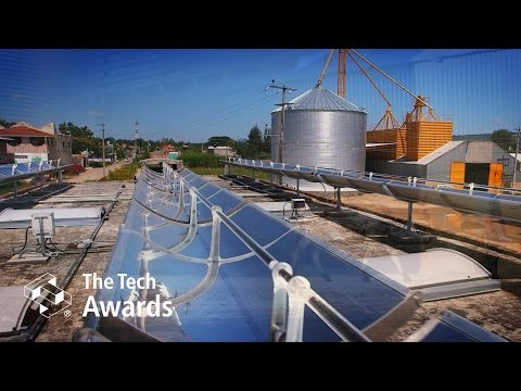 The Tech Awards 2014 laureate: Inventive Power