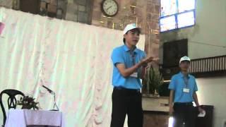 Hướng dẫn : Đường Về Thiên Quốc - Ra Khơi 2012