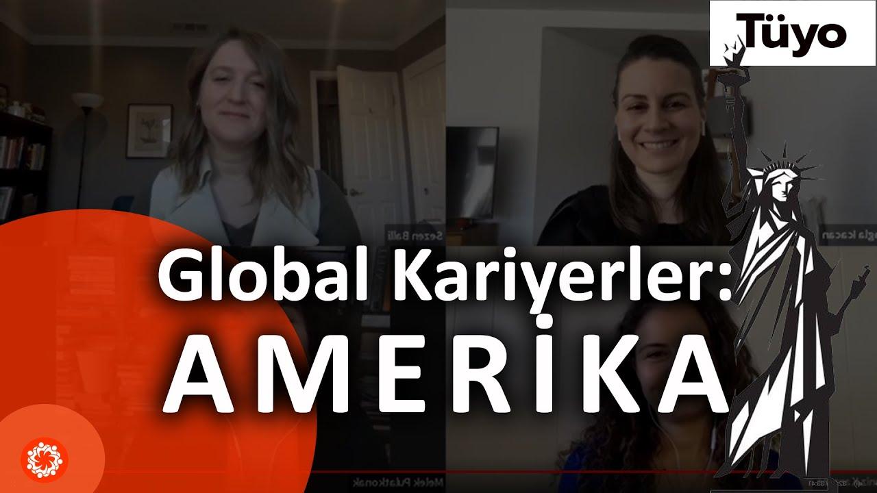 Amerika'ya Uzanan Kariyer Yolculuğu - Deniz Karataş, Sezen Ballı, Çağla İçaçan | BinYaprak