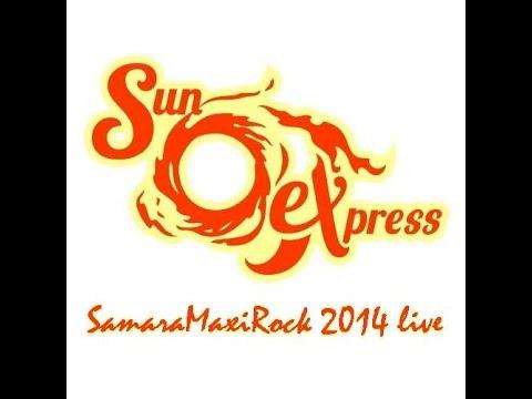 Sun EXpress @ SamaraMaxiRock 2014
