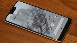Google Pixel 3 XL Unboxing, Setup and Software Review