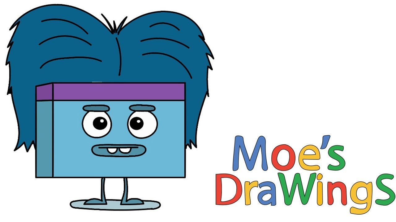 Big Block Sing Song Blue How to draw and coloring new Hd video for ...
