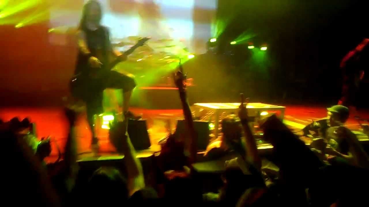 Mitch Lucker Memorial Show - Unanswered 12/21/2012 - YouTube