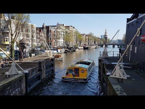 Amsterdam y Keukenhof