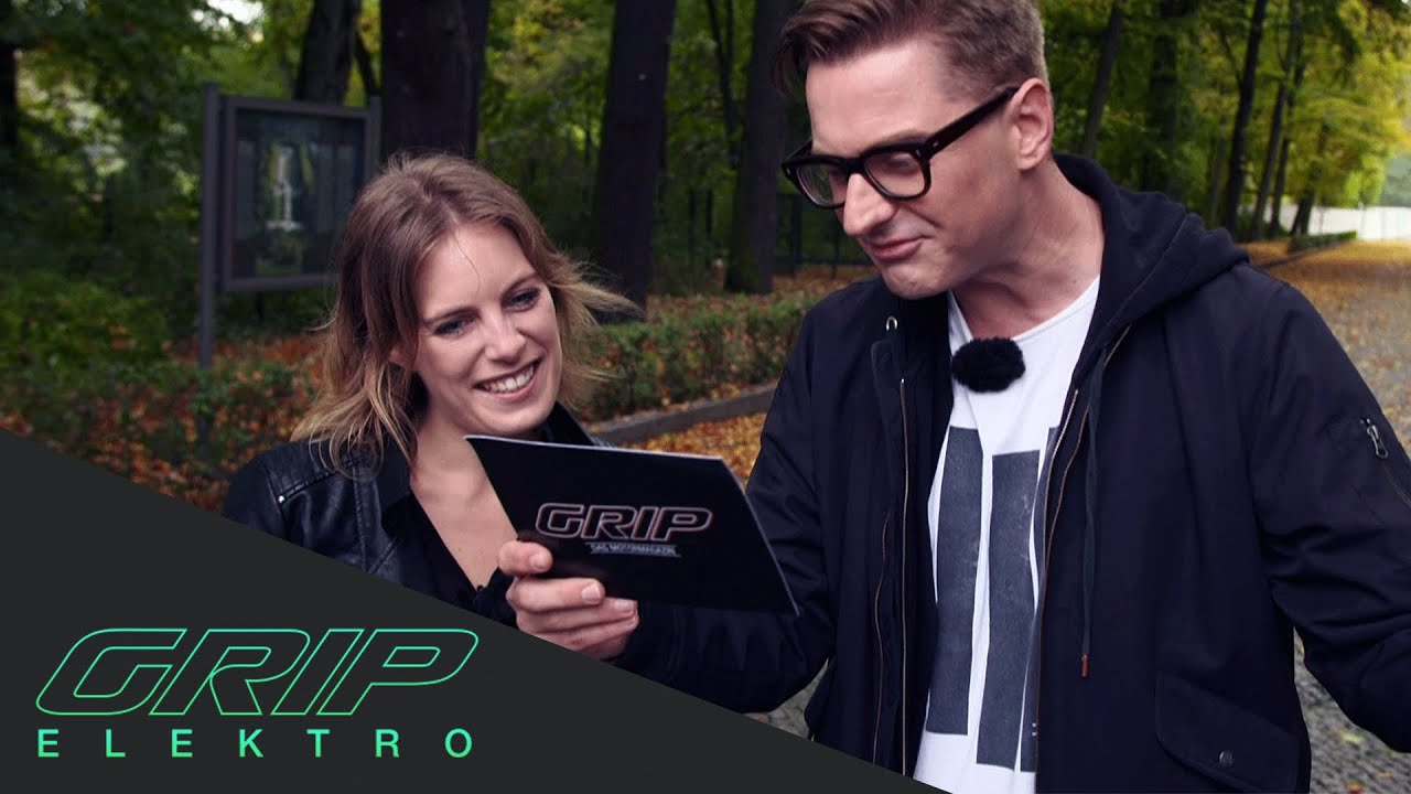 New Mobility Test | WeShare, Uber Green, Clevershuttle | GRIP Elektro