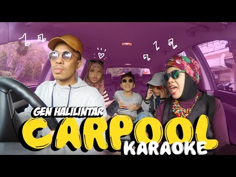 Carpool Karaoke Gen Halilintar 9,10,11 - Ngabuburit