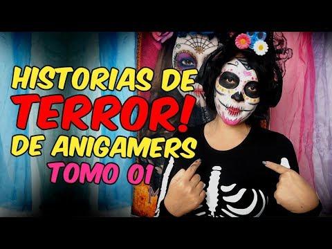 Historias de Terror de Anigamers Tomo 01 | Viryd in the mirror
