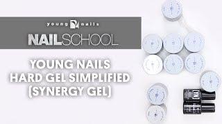 YN NAIL SCHOOL - YOUNG NAILS HARD GEL SIMPLIFIED (SYNERGY GEL)