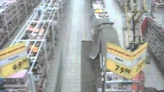 пожар в гипермаркете, смотреть до конца;)))))