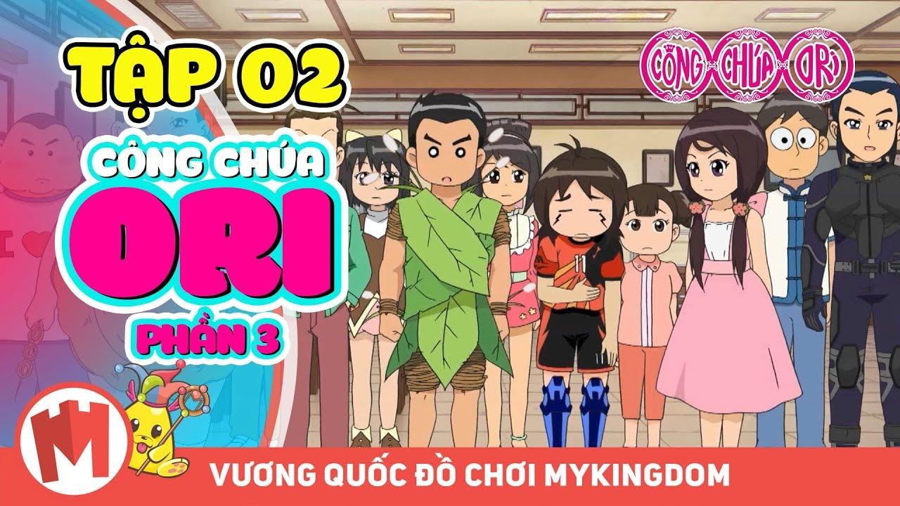 CÔNG CHÚA ORI – phần 3   Tập 02: Đổi Mới Đồng Phục   Phim hoạt hình Ori mới nhất