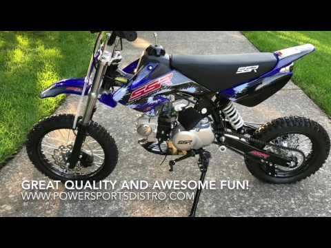 SSR Motorsports 125cc Pit Bike by Powersports Distro LLC