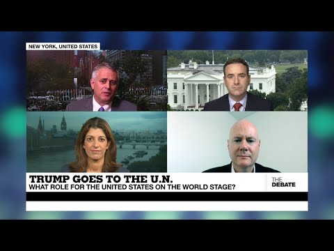 Trump goes to the UN: What role for the United States on the world stage?