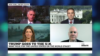 Trump goes to the UN: What role for the United Sates on the world stage?