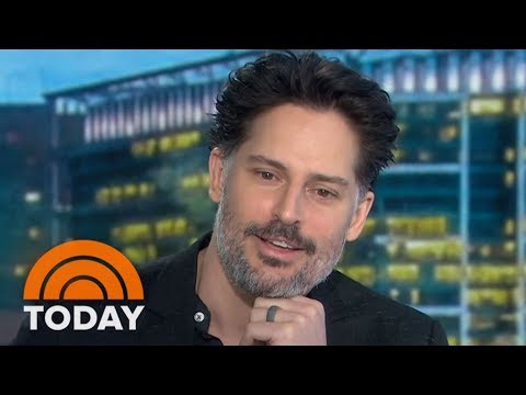 Joe Manganiello Talks About SciFi Thriller 'Rampage' And His Wife, Sofia Vergara  TODAY