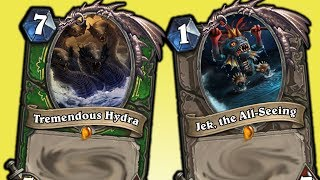 Hearthstone - 5 Insane Fan-Made Legendaries!