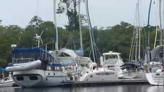 Bocas Town to Isla Bastimentos, Panama