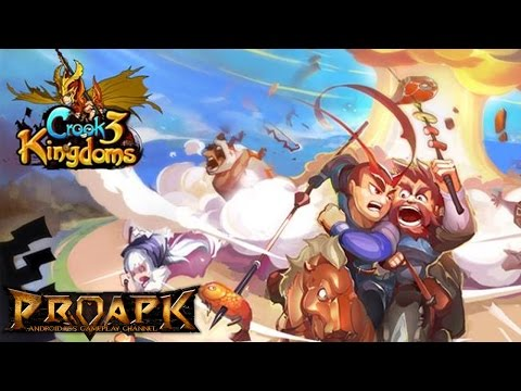 Crook 3 Kingdoms Gameplay IOS / Android