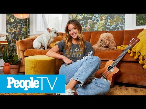Agents Of S.H.I.E.L.D.'s Chloe Bennet Takes Us Inside Her Hollywood Bungalow & Closet | PeopleTV