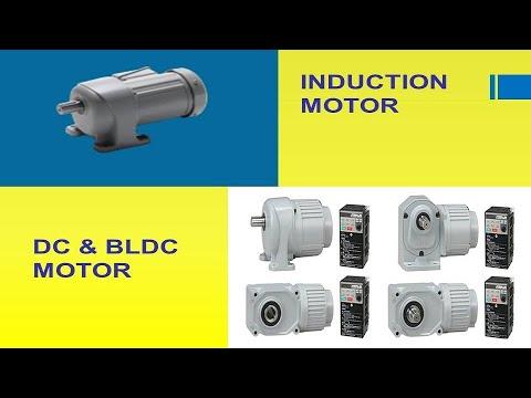 Induction Motor Vs
