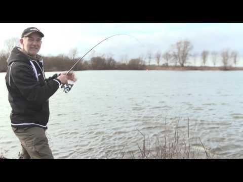 Broadland Pike Lure Fishing With Mick Brown