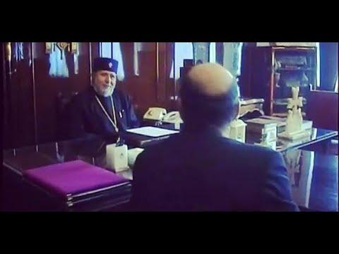 Making of ADANA Part II  -  Team Adana meets Catholicos Karekin II - Etschmiadzin, Yerevan