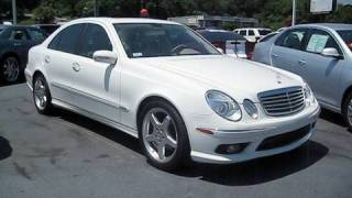 2005 mercedes benz e320 sport start up engine and in depth tour
