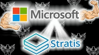 OFFICIAL PARTNERS Stratis And Microsoft EXPLAINED! ($STRAT)