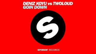 Deniz Koyu vs twoloud - Goin down (Radio Edit) [Official]