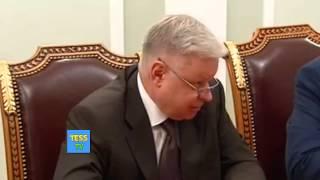 Путин встретился с представителями МВДФМС по решению вопроса борьбы с криминалом