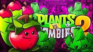 Plants vs Zombies 2 - APPLE MORTAR Battlez!
