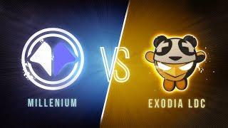 [DWS S2018] MILLENIUM vs EXODIA LDC - Journée 3