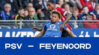 TOPPER | PSV - Feyenoord in veertien minuten!